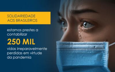 Solidariedade aos brasileiros